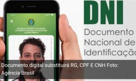 Documento Nacional de Identificação, que será digital, substituirá RG e CPF ainda este ano