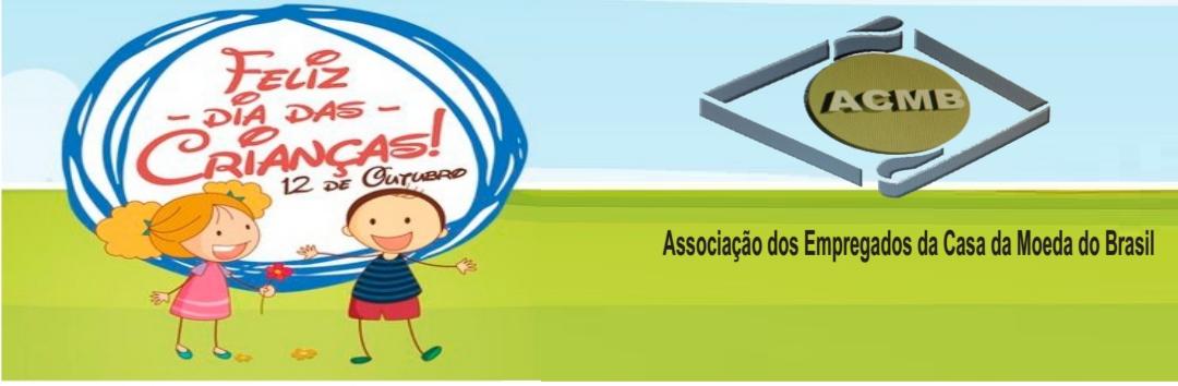 No dia 03 de novembro a ACMB realizará sua tradicional festa do dia das crianças, para seus associados, na sede do SNM