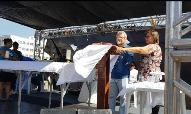 Missa em comemoração ao dia de Sant'Ana, padroeira dos Moedeiros, é celebrada na sede do SNM