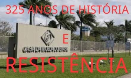 Projeto de Decreto Legislativo – PDL 665/2019, susta os efeitos da lei que autoriza a privatização da Casa da Moeda do Brasil