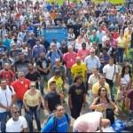 Funcionários protestam contra direção da Casa da Moeda