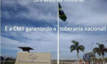 A CASA DA MOEDA FAZ 326 ANOS