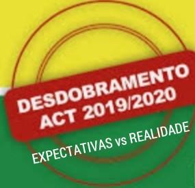 Proposta de ACT 2019/2020