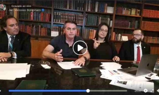 BOLSONARO RETIRA CASA DA MOEDA DA LISTA DE PRIVATIZAÇÕES