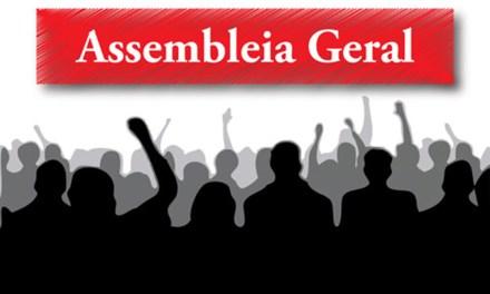 CONVOCAÇÃO de assembleia para a aprovação do caderno base 2021