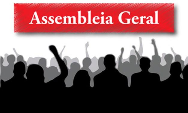 ASSEMBLEIA GERAL EXTRAORDINÁRIA PARA DELIBERAR SOBRE ACORDO DE PROMOÇÃO E PROGRESSÃO