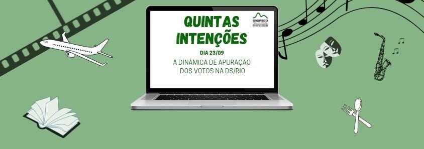 """Processo eleitoral na DS/Rio é tema do nosso """"Ponto de Encontro"""" (23/9)"""