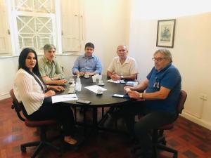 Setal leva demanda da categoria em reunião com o Consulado Argentino
