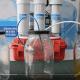 تجربة تنقية المياه بالمحطة التجريبية