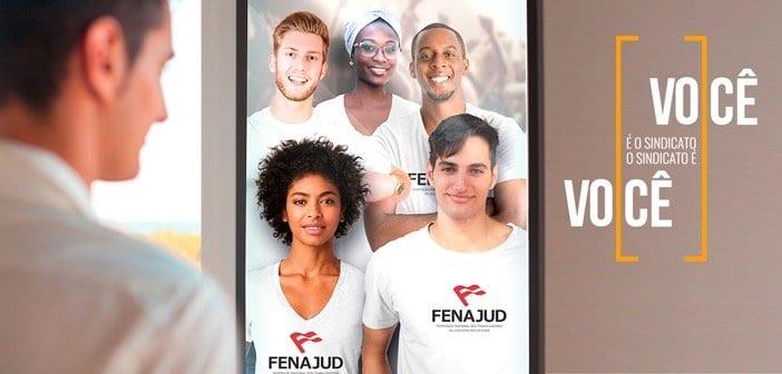 """cb0f08ca186 Fenajud lança campanha de sindicalização """"Você é o Sindicato. O Sindicato é  você"""" – Sindjustiça RJ"""
