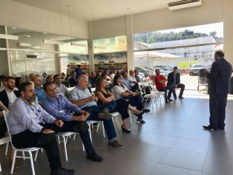 Lançamento do Anuário Brasileiro do Setor de Locação de Veículos 2019