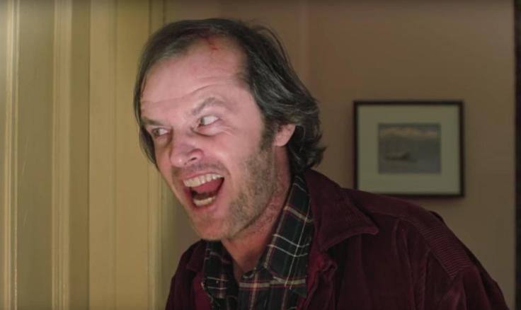 the shining My Top 10 Halloween Movies