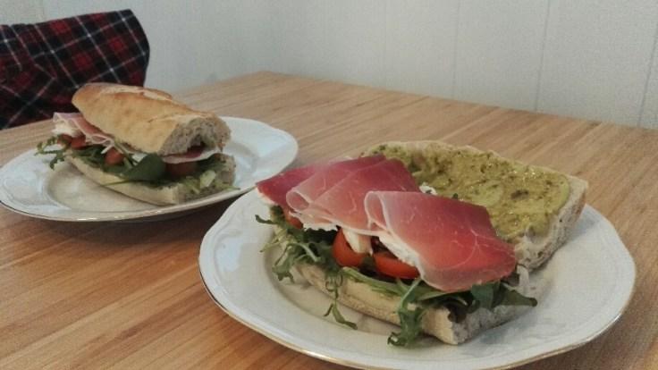 Fitzsimmons Sandwich