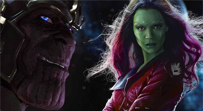 thanos loves gamora