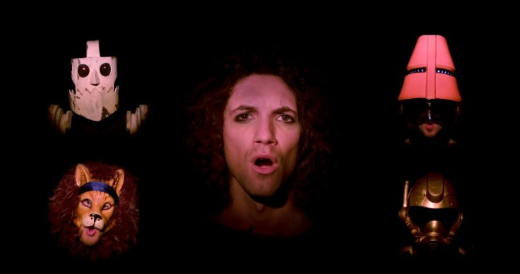 nsp ninja sex party danny don't you know bohemian rhapsody by queen