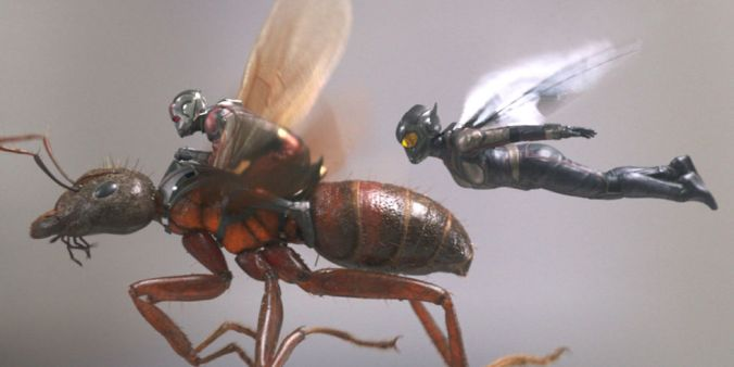 ant-man-and-the-wasp flying ants