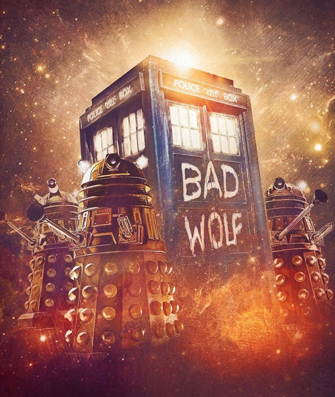 new doctor who series 1 season 1