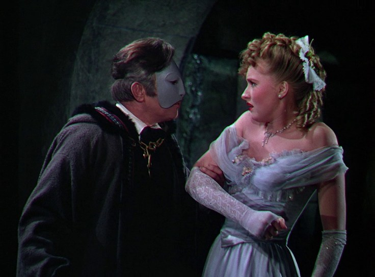 phantom of the opera 1943
