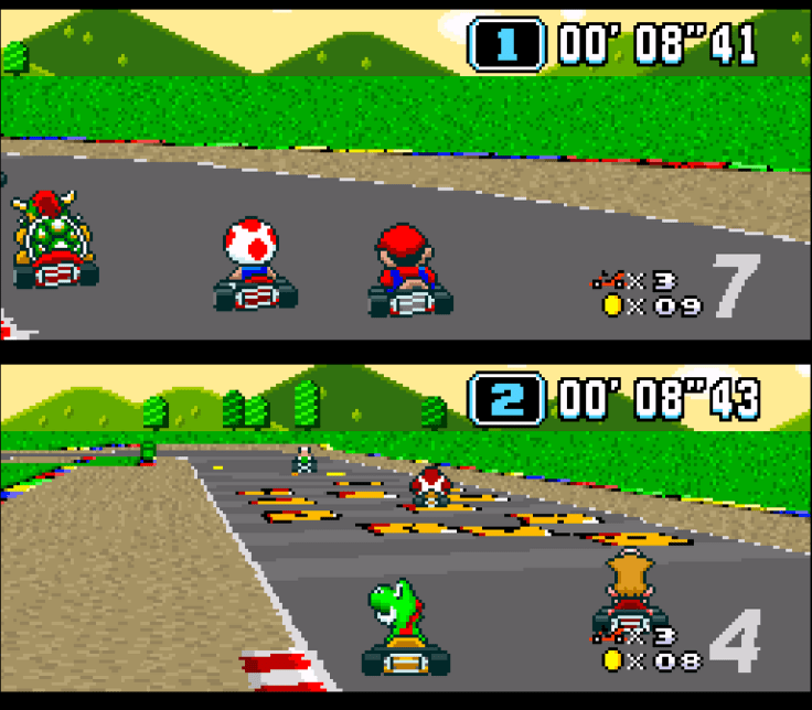 super-mario-kart gaming backlog countdown