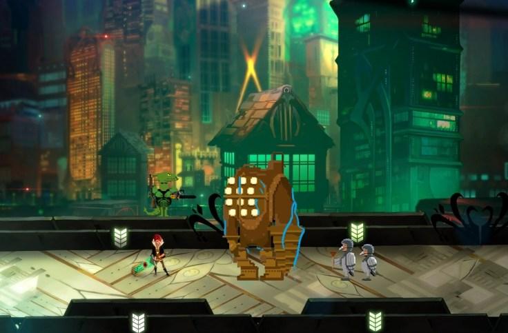 gaming backlog countdown transistor thimbleweed park doom bioshock 2 minerva's den pixel pigeon brothers sisters