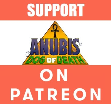 support anubis dog of death on patreon