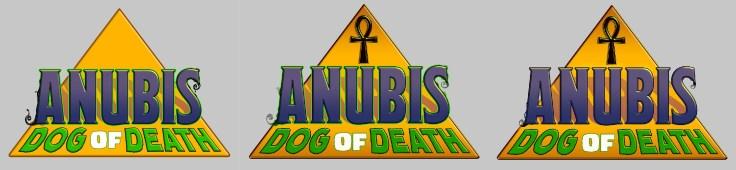 anubis dog of death logo final wip