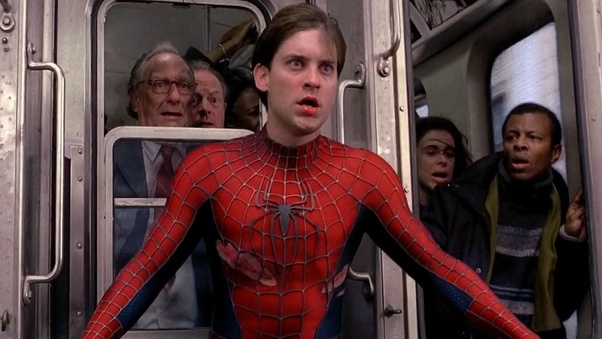 Growing Up With Spider-Man