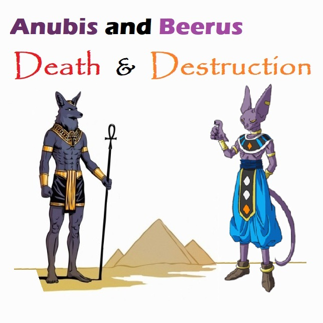 Anubis vs Beerus