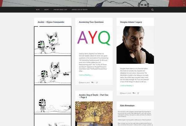 website makeover sindrelf