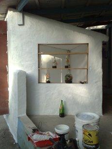 Ausstellungsraum Seite