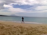 Strand zum Schnorcheln