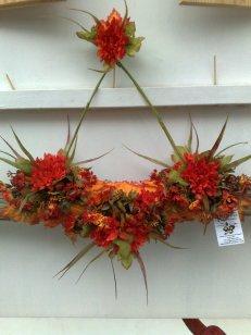 Wand Blumen