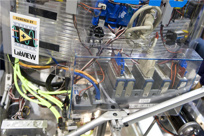 FIRST Robotics Competition Partners with National