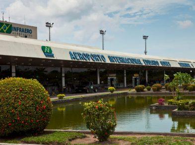 Manaus - SINEAA - Sindicato Nacional das Empresas de Administração Aeroportuária