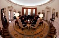 The Oval Office   Neil Leifer
