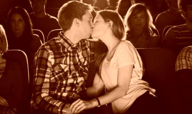 sinemada-öpüşmek