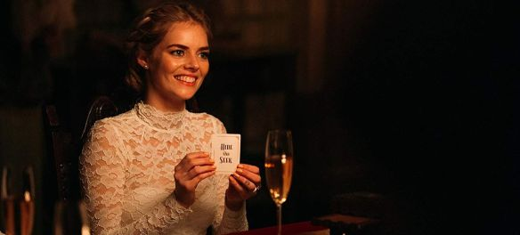 Movie review: Ready or Not (2019) - Samara Weaving