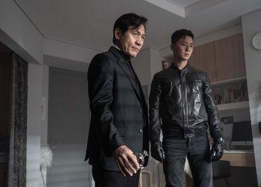 Ahn Sung-ki & Park Seo-joon in The Divine Fury (2019) - Movie Review