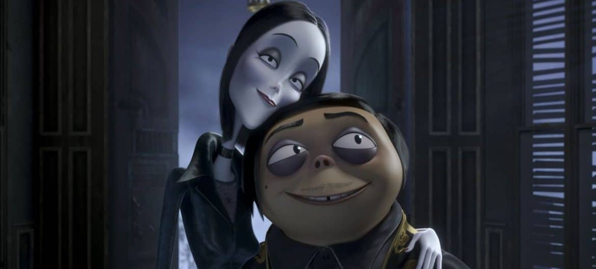 movie review the addams family 2019
