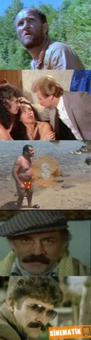 Türk sinemasın da yer alan en ünlü tecavüzcüler