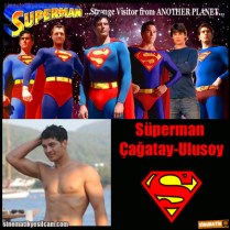 Çağatay-Ulusoy supermen