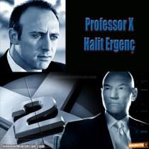 Halit Ergenç professor X