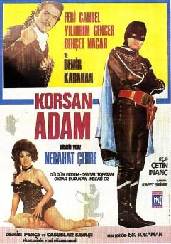 DEMİRPENÇE - KORSAN ADAM - AFİŞ-0001