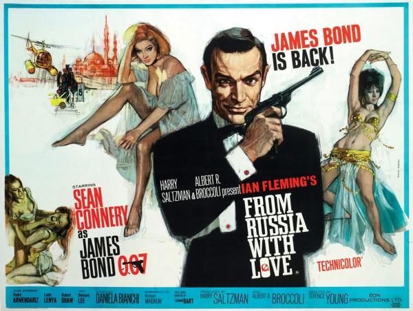 James Bond - Rusya'dan Sevgilerle