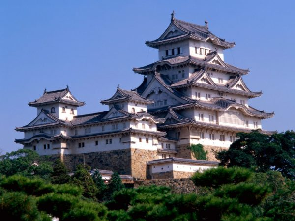 Himeji_Kalesi_Japonya
