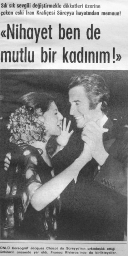 kraliçe süreyya 1977
