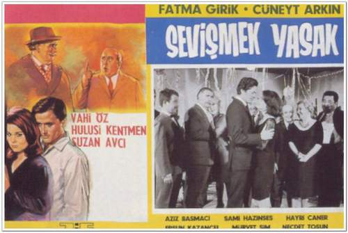 SEVİŞMEK YASAK (1965)2