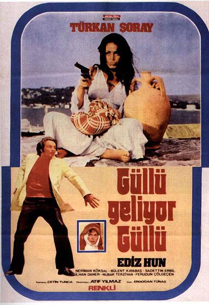 Gullu-Geliyor-Gullu-1973-poster-afis