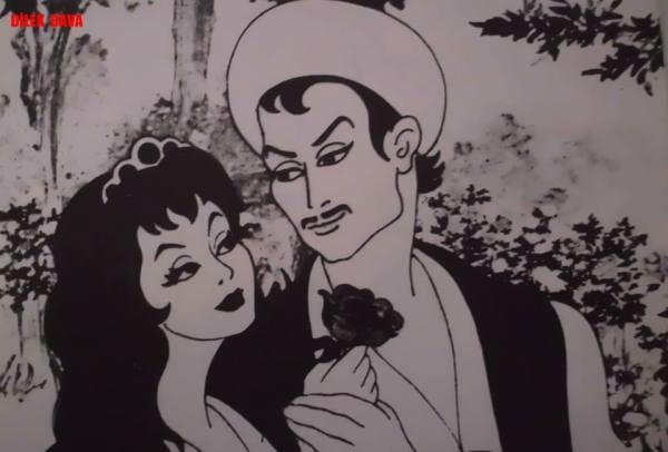 ilk uzun metrajlı çizgi filmi