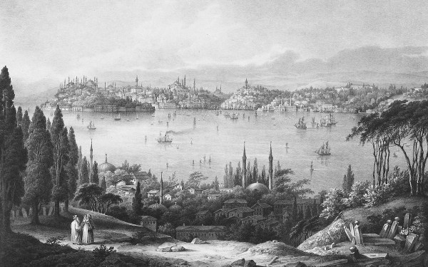 old-istanbul Ah Güzel İstanbul